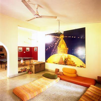 inside the Hitiki house in Bangalore