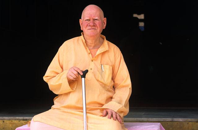 Swami Vimalananda, Sivananda Ashram, Rishikesh
