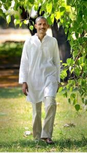 kumar walking