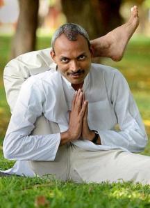 kumar yoga pose