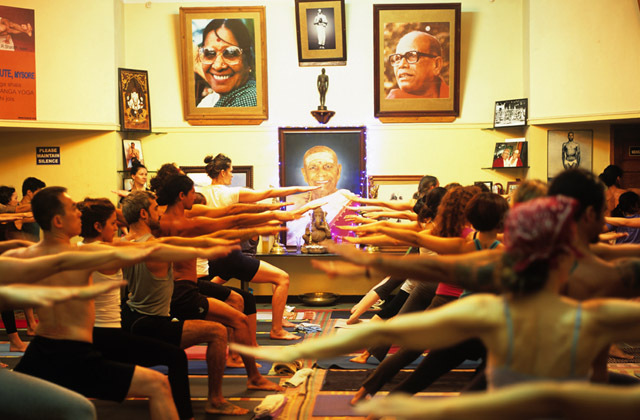 Certification System For Ashtanga Yoga Mysore Style Yoga In India