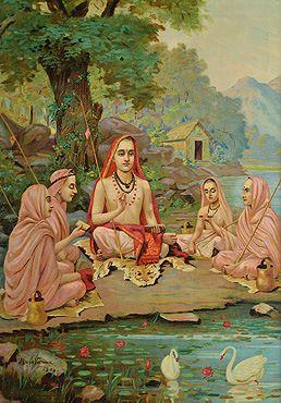 ravi-varma_guru-adi-shankaracharya