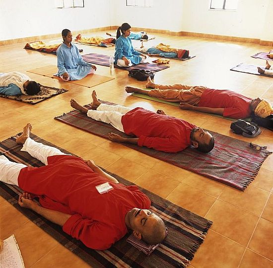 The Powerful Potential Of Yoga Nidra