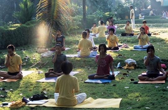 Sivananda, Yoga, Vedanta Dhanwantari, Ashram, Pranayama, Breathing