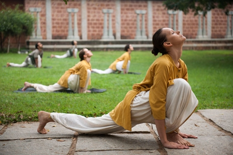 Isha Yoga Center, Coimbatore Image Credit: ishayoga.org