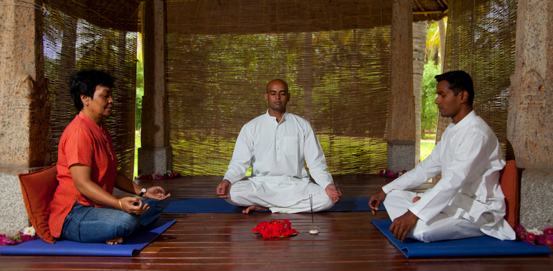 Shreyas Yoga Retreat,Bangalore Image Source: Shreyas Retreat Website