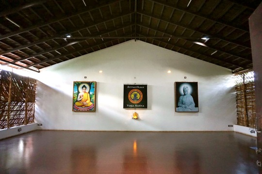 Atmavikasa Center of Yogic Sciences