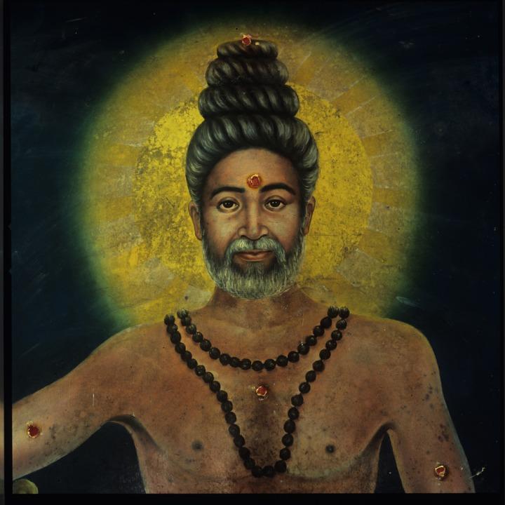 Sri Kambaliswamigal at Thattanchavady, Pondicherry